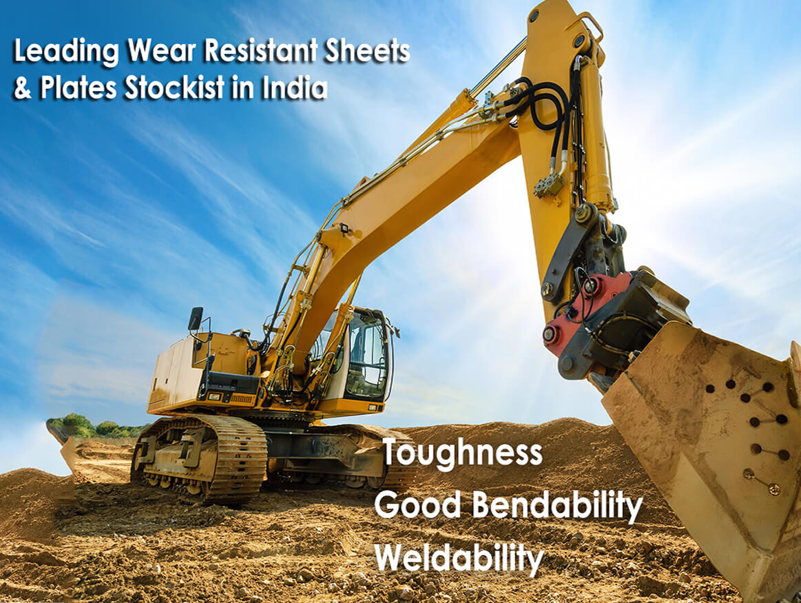 Leading Wear Resistant Sheets & Plates Stockist in India toughness good bendability weldability