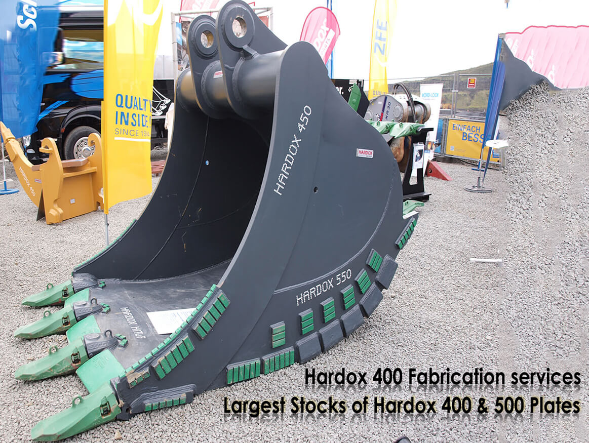 Largest Stocks of Hardox 400 & 500 Plates , Hardox 400 Fabrication services